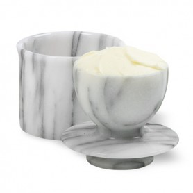 Marble Butter Keeper