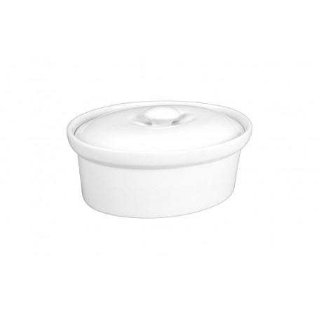 1.5 Quart Oval Casserole Dish