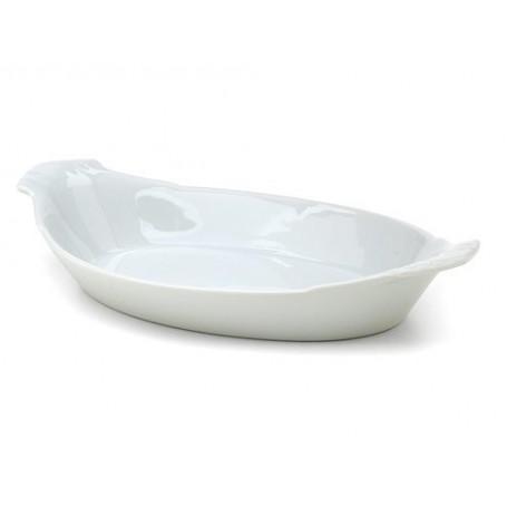 24 oz Oval Au Gratin Dish