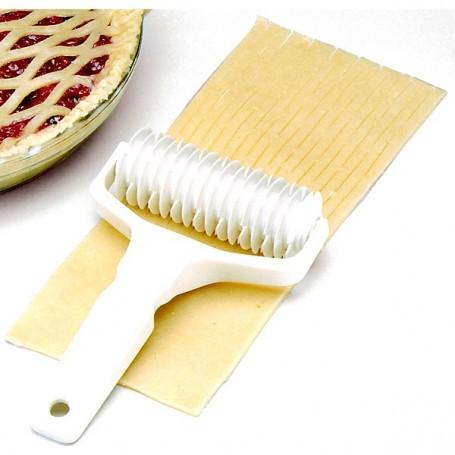 Pie Top / Pastry Lattice Rolling Cutter