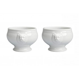 14 oz Lion's Head Bowl - Set of 2