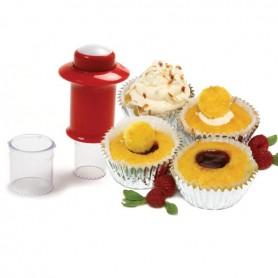 3 Piece Cupcake Corer Set