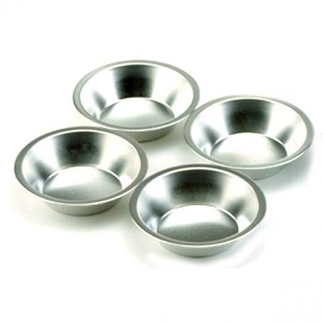 "5"" Mini Pie Pans - Set of 4"