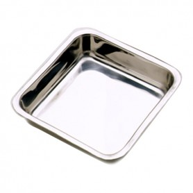 "Norpro - 7.5"" Square Stainless Steel Cake Pan"