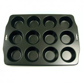 Norpro - Nonstick Muffin Pan - 12 Count
