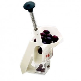 Deluxe Cherry Pitter with Clamp