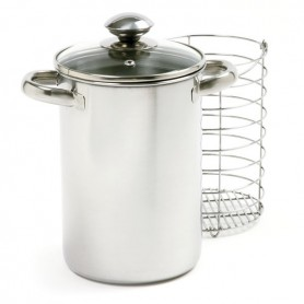 Norpro - 3 Quart Stainless Steel Vertical Steamer