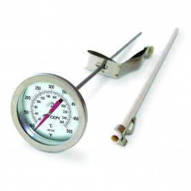 "Insta-Read 12"" Long Stem Fry Thermometer"