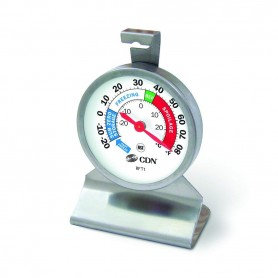 ProAccurate Heavy Duty Refrigerator & Freezer Thermometer