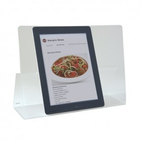 Acrylic Cookbook, Ipad, Tablet Holder