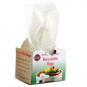 Box of 50 Recyclable Bags