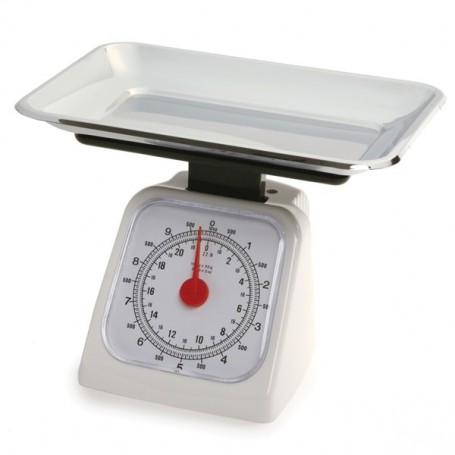 22lb Food Scale with Removable Tray