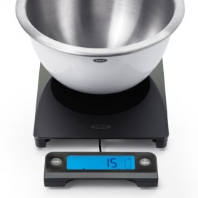 Good Grips Digital Glass Food Scale with Pull-Out Display