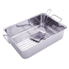 Progressive - Stainless Steel Roasting Pan