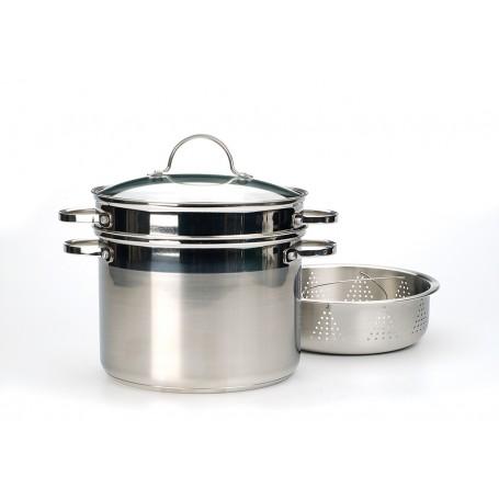 8 Quart Multi-Cooker