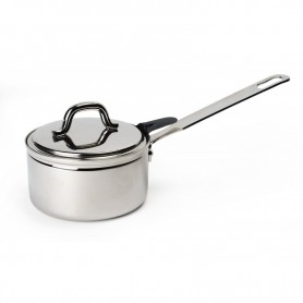 Stainless Steel 1 Egg Poacher Set
