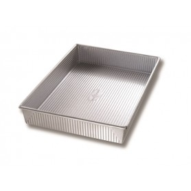 "USA Pan - 9"" x 13"" Nonstick Rectangular Cake Pan"