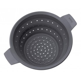 Collapsible Silicone Steamer & Colander