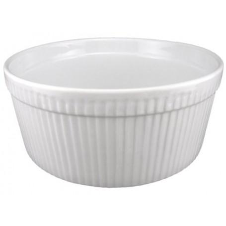 Porcelain Souffle Dish