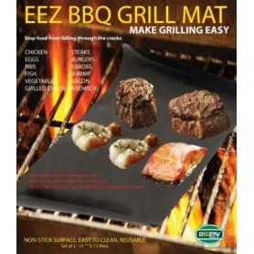 EZ BBQ Grill Mat - Set of 3