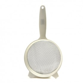 Stainless Steel and Plastic Strainer