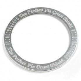 Aluminum Pie Crust Shield