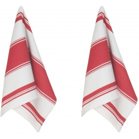 Set of 2 Symmetry Dish Towels
