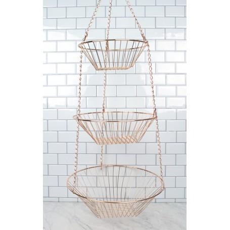 3-Tier Hanging Baskets