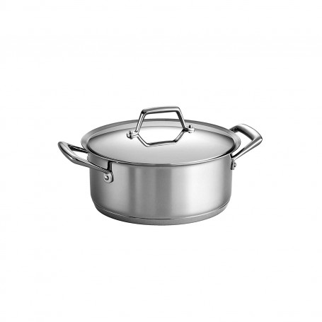 Tramontina - Prima Stainless Steel Dutch Oven