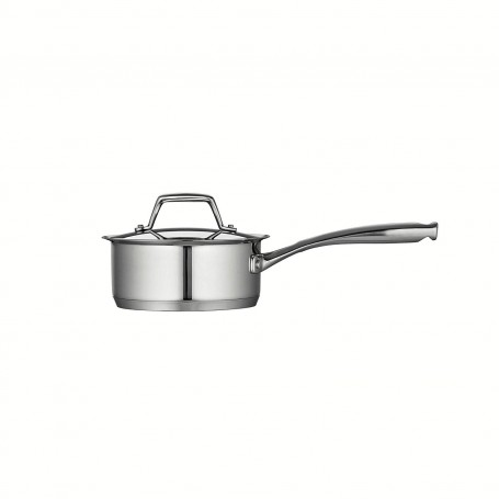 Tramontina - Prima Stainless Steel Covered Sauce Pan