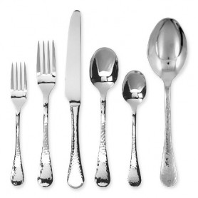 42 Piece Stainless Steel Flatware Set - Lafayette