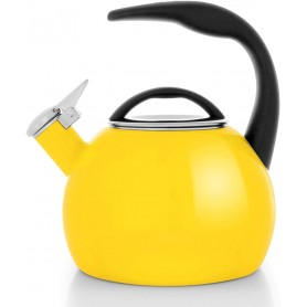 40th Anniversary 2-Quart Enamel on Steel Teakettle