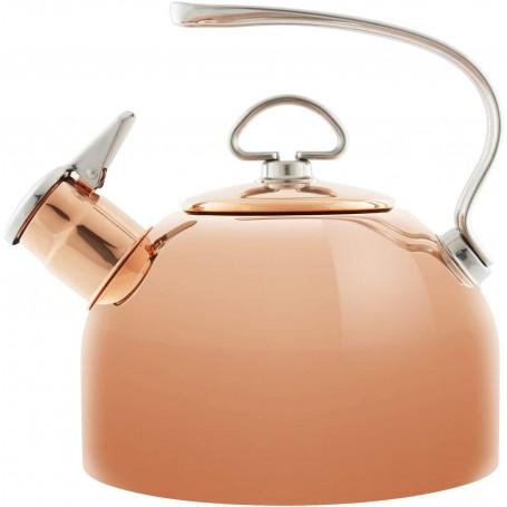 1.8 Quart Copper Classic Teakettle
