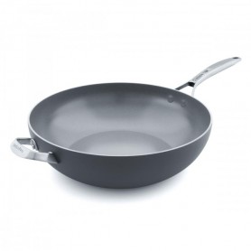"GreenPan - 12.5"" Paris Pro Ceramic Non-Stick Wok"