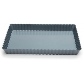 Rectangular Tart / Quiche Pan with Removable Bottom