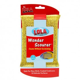 Lola Wonder Non-Scratch Scouring Pad