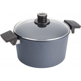 Woll - Diamond Lite Nonstick Stock Pot with Lid