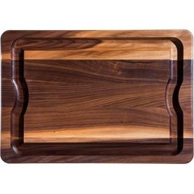 Gift of a Walnut BBQ Cutting Board
