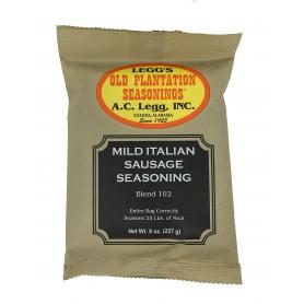 Legg's Blend Mild Italian Sausage Seasoning