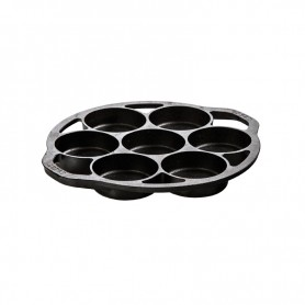 Lodge - Cast Iron Mini Cake Pan