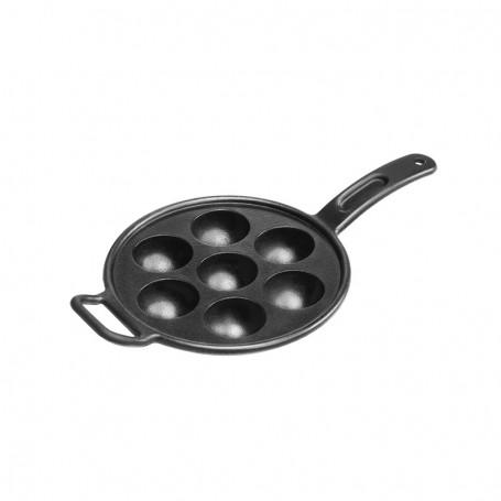 Lodge - Cast Iron Aebleskiver Pan