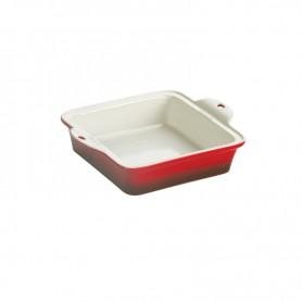 "Lodge 8"" x 8"" Red Baking Dish"