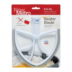 Beater Blade for 6 Quart KitchenAid Bowl-Lift Mixers